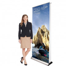 Roll Up 150x213 cm Recto Verso Excaliber