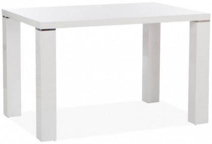 Table Rectangulaire Bois Blanc Ena 120